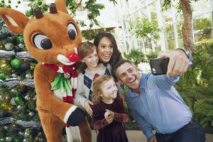 Family & Kids Holiday Activities Nashville, TN - A Country Christmas at Gaylord Opryland Nashville.