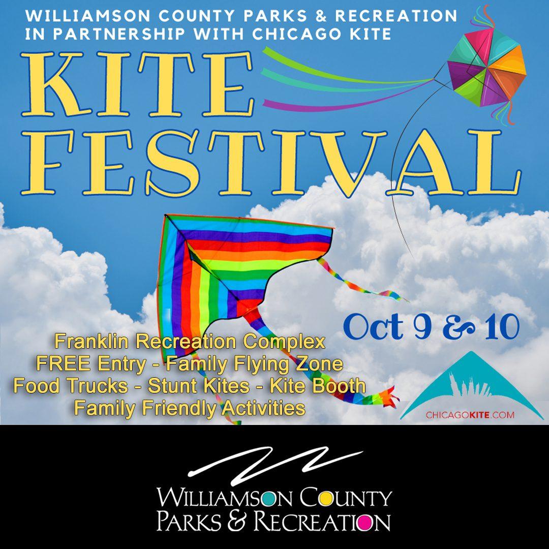 Kite Festival in Franklin Tennessee