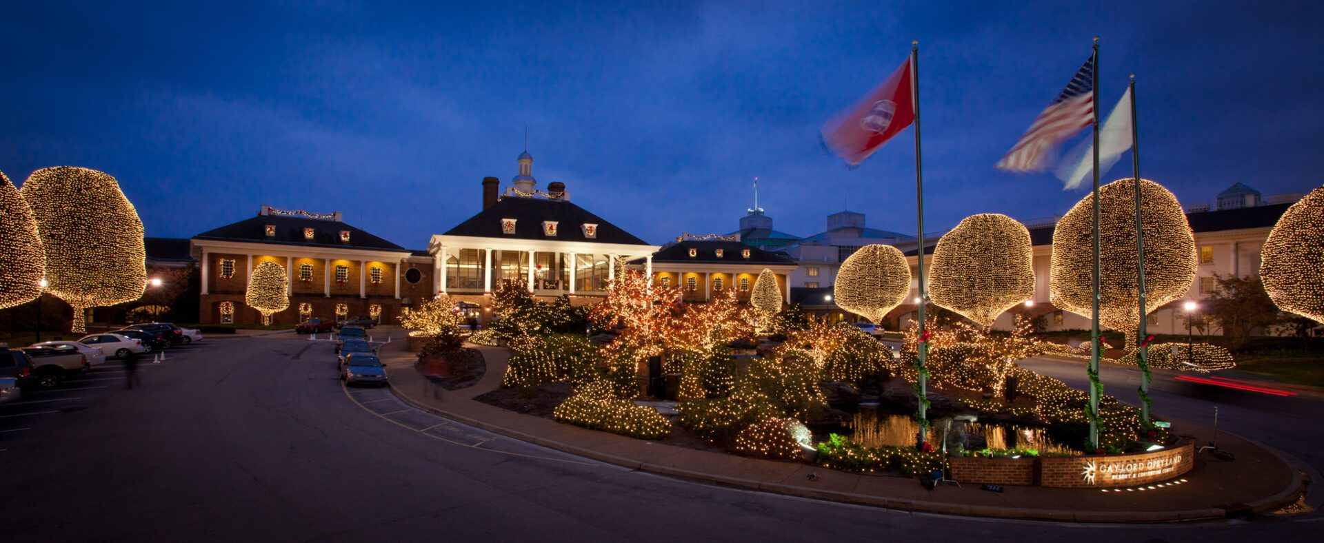 Nashville Holiday Events - A Country Christmas at Gaylord Opryland