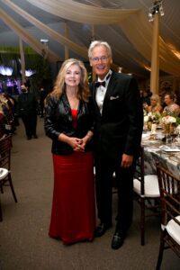 Senator Marsha Blackburn and Chuck Blackburn Franklin Heritage Ball