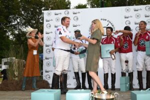 Stevie Orthwein of Team Lo Key Ranch - Chukkers for Charity Franklin TN Event.