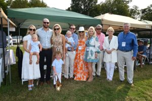 The Bentz Family - Chukkers for Charity Event Franklin TN.
